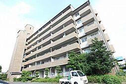 千里サザンテラス[6階]の外観