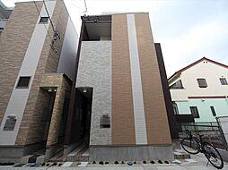 Clover Court OZONE[2階]の外観