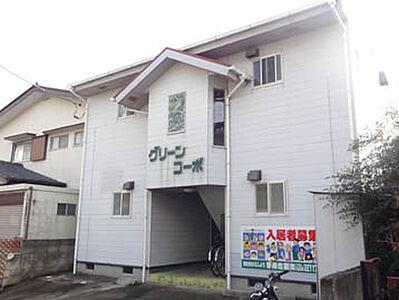 外観,1K,面積25.39m2,賃料3.3万円,JR常磐線 水戸駅 3.2km,,茨城県水戸市緑町