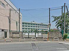 町田市立町田第二中学校 距離750m