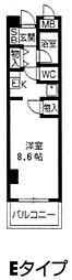 甲子園ガーデンハウス[313号室]の間取り