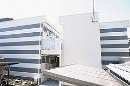 レオパレスイン京都[2階]の外観