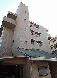 神奈川県川崎市川崎区港町の賃貸マンションの外観