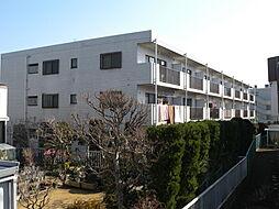 ポンピエール桜ケ丘B[3f号室]の外観