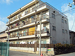 大阪府八尾市陽光園2丁目の賃貸マンションの外観