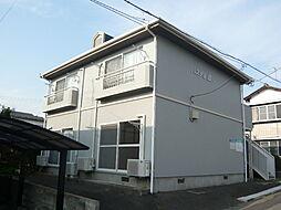 宮城県仙台市青葉区高松3丁目の賃貸アパートの外観