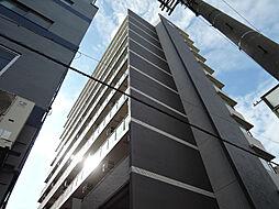 エステムコート難波WEST-SIDEIII ドームシティ[11階]の外観