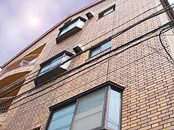 大阪府大阪市住吉区我孫子西1丁目の賃貸マンションの外観