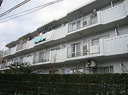 エステート幡ヶ谷[2階]の外観