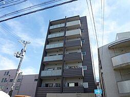 ブライトアビコ[2階]の外観