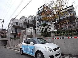 兵庫県芦屋市三条町の賃貸マンションの外観