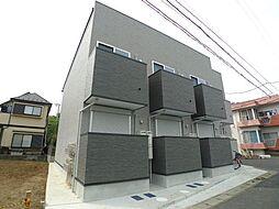 グレイス北松戸[1階]の外観