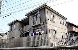 愛知県名古屋市昭和区北山本町1丁目の賃貸アパートの外観