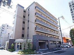 大阪府吹田市南金田2丁目の賃貸マンションの外観