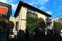 ウエストハウス[1階]の外観