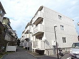 栗ヶ沢トゥエンティワン[2階]の外観
