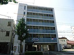 愛知県名古屋市守山区更屋敷の賃貸マンションの外観