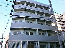 東京都東久留米市東本町の賃貸マンションの外観