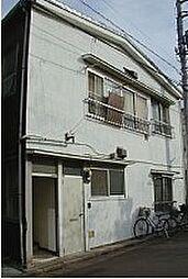 東京都江戸川区二之江町の賃貸アパートの外観