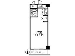 コアクレスト立川栄町[1階]の間取り