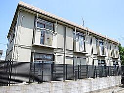 千葉県千葉市緑区おゆみ野2の賃貸アパートの外観