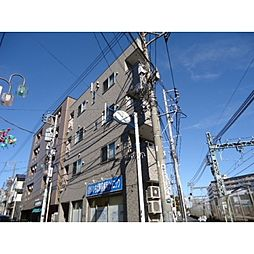 神奈川県横浜市鶴見区市場上町の賃貸マンションの外観