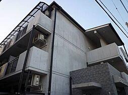 エクセル沢之町[202号室]の外観