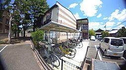 大阪府東大阪市吉田3丁目の賃貸アパートの外観