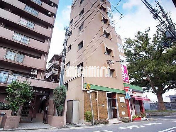 橦木ビル 2階の賃貸【愛知県 / 名古屋市東区】