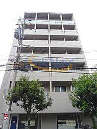 大阪府大阪市北区豊崎2の賃貸マンションの外観