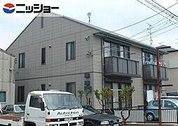 ラフィネ千代田A棟[2階]の外観