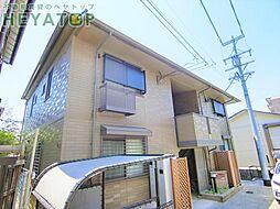 愛知県名古屋市南区若草町の賃貸アパートの外観