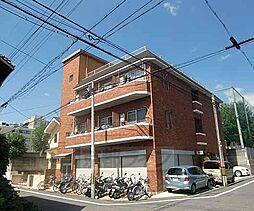 京都府京都市中京区西ノ京中御門西町の賃貸マンションの外観