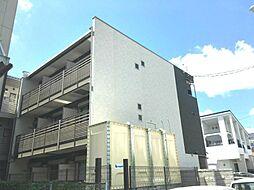 埼玉県蕨市錦町4丁目の賃貸マンションの外観