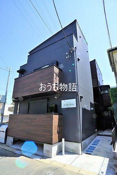 千葉県八千代市勝田台1丁目の賃貸アパートの外観