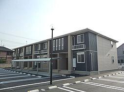 トゥルーハートA[105号室]の外観