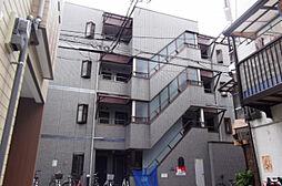 ウィング英[1階]の外観