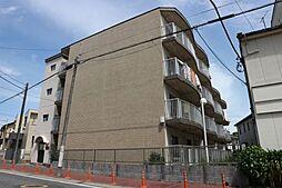 千葉県市川市高石神の賃貸マンションの外観