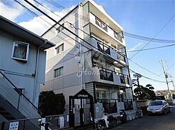 兵庫県神戸市西区池上4丁目の賃貸マンションの外観