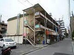 第1三国ヶ丘コーポ[3階]の外観