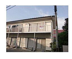 神奈川県茅ヶ崎市浜竹2丁目の賃貸アパートの外観