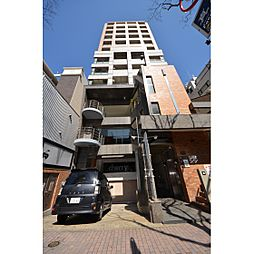 福岡県福岡市中央区大名1丁目の賃貸マンションの外観