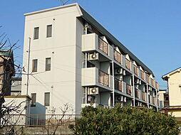 広島県広島市佐伯区三宅4丁目の賃貸マンションの外観