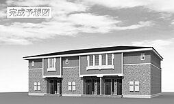 大阪府岸和田市尾生町3丁目の賃貸アパートの外観