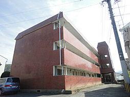 松村コーポ[205号室]の外観
