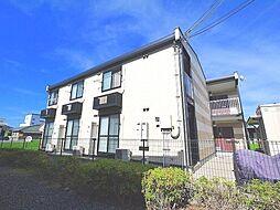 奈良県奈良市八条5丁目の賃貸アパートの外観
