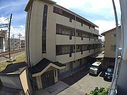 アメニティーハイツ田村[4階]の外観