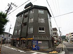 長谷川マンション[302号室]の外観