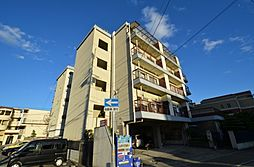 兵庫県西宮市深津町の賃貸マンションの外観