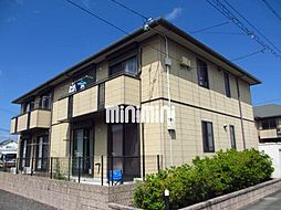 コータ・コートW B棟[1階]の外観